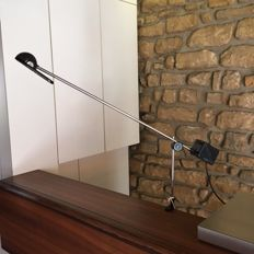 De Pas, d'Urbino & Lomazzi for Stilnovo - clamp lamp Maniglia