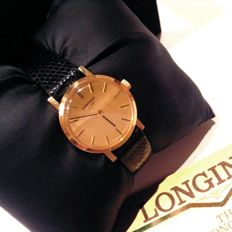 Longines - 18 kt gold - Carina hand-wound, perfect - Women's - 1970-1979