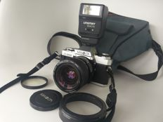 Minolta X 300 set + MD zoom 35-70mm 1:3.5