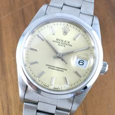 Rolex Oyster Perpetual Date Ref. 15200 - Men´s Watch - 1995