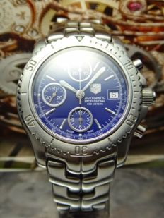 Tag Heuer Link Chronograph - men's watch 2000's