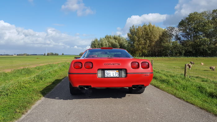 Chevrolet Corvette Zr1 1990 Catawiki