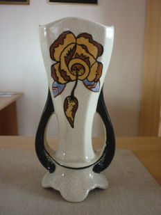 AMC ceramics - Art deco vase