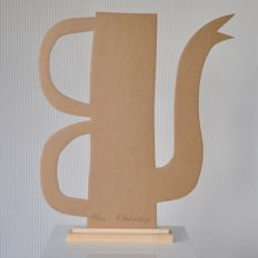 Klaas Gubbels - Cardboard Coffee Pot