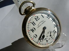 Hamilton Traffic Special Pocket Watch, Swiss movement.
