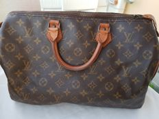 Louis Vuitton – Speedy 35 model – handbag, Vintage