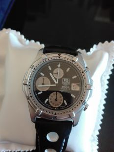 Tag Heuer 2000 Chronograph, ref. 262.006-1 – Quartz – Steel – Year: 1998 – Men's watch