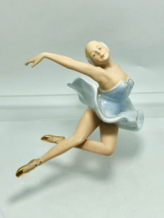Fasold & Stauch - Antique Porcelain - Ballerina  - Germany