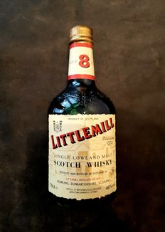 Littlemill 8 years old