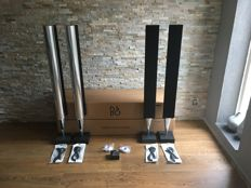 Bang and Olufsen - 4x Wireless Beolab 8000 ACTIVE Speakers + Wifi module to stream your music wireless