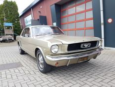 Ford - Mustang Hardtop Coupe - 1965