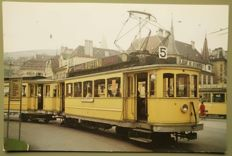 lot of 171 x theme Trams-international collection