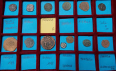 Italian Mints - Lot of coins in Ae and Mi