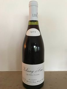 1984 Leroy Volnay 1er Cru  - 1 bottle