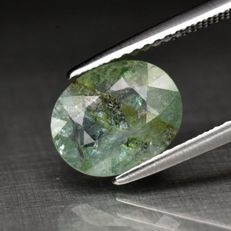 Blue/green tourmaline of 1.80 ct (No Reserve Price).