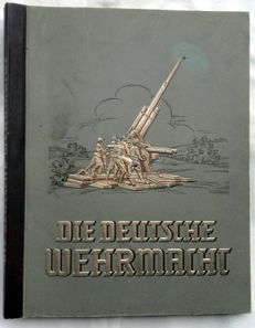 Collection picture album - Die Deutsche Wehrmacht