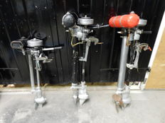 Three Seagull Outboard Engine 1950s-1960s - England