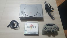 Sony Playstation 1 with Final Fantasy VIII Platinum