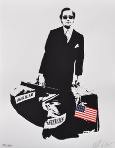 Blek le Rat - Our Man Who Walks Through Walls - Special Edition