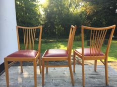 Casala - 3 Modell Chairs