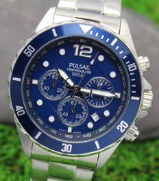 Pulsar – Men's Chronograph Watch – unworn