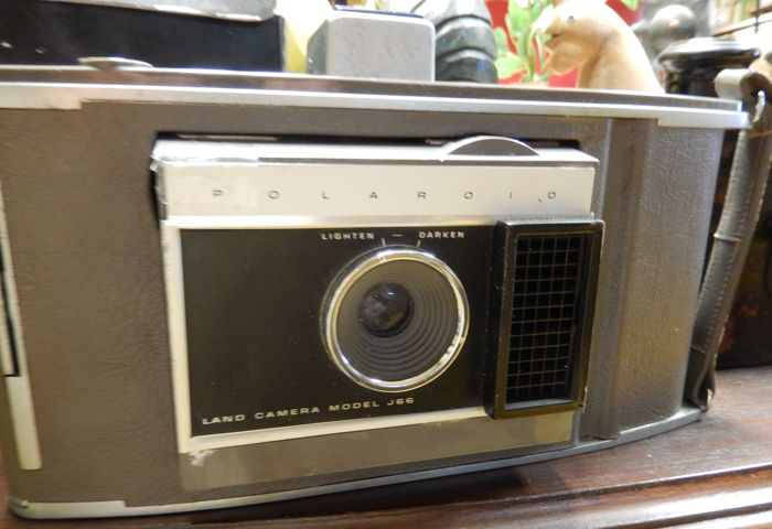 Polaroid J 66       from   1961 to 1964