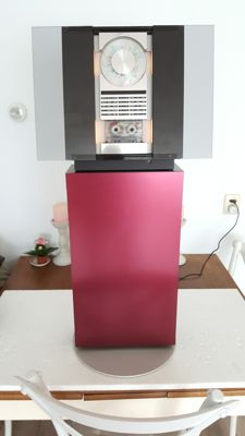Bang & Olufsen BeoSound Ouverture with B&O CD stand and BeoLink 1000 Remote control