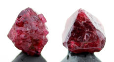Lot of Natural Spinel Crystal - 22.95 ct (2)