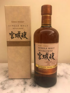 2017 Nikka Miyagikyo Single Malt Moscatel Wood Finish