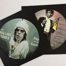 Rape of the Vaults - Rare Recordings from Past to Present