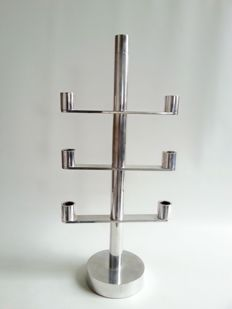 "Edward van Vliet for Equilibrium - ""Dragon"" candelabrum"