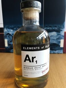 AR 1 (Ardbeg single islay malt) van elements of islay