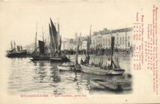 Fisheries 77 x-various countries including fishing boats-period:1900/1965