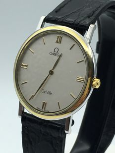 Omega De Ville Prestige_Gold on steel_1952378_MIND