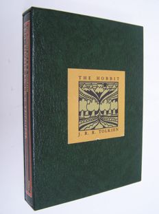 J.R.R. Tolkien - The Hobbit: Or there and back again - 1997