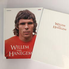 Autographed official biography Willem van Hanegem