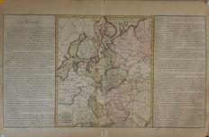 Russia, India, Siam, Malacca, Cochinchina; Clouet - two maps - 1768