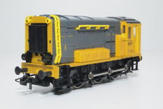 Roco H0 - 04160B - Diesel locomotive series 500/600 Hippel of the NS in yellow/grey version.
