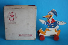 Donald Duck - Toy educator set for William Rogers cutlery (1935)