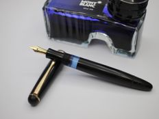 Montblanc Nr. 3-42G fountain pen - 14k solid gold nib (B)