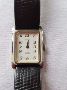 Indus - Art Deco silver ladies watch