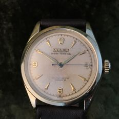 Rolex - Oyster Perpetual Bubble-Back - 6284 - Heren - 1957