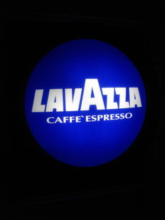 LAVAZZA neon sign