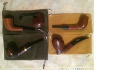 Heather briar pipes - 1980s/90s