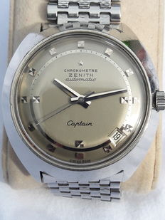 Zenith Captain Chronometre Automatic 1970