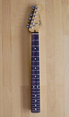"Amerikaanse FENDER ""Stratocaster""  hals - E937409 - USA (1989)"