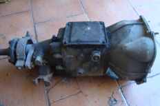 Fiat - Fiat 1100 E gearbox, pick-up - 1950