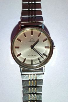 Omega -  Omega Flat men's wristwatch - Men - 1970-1979