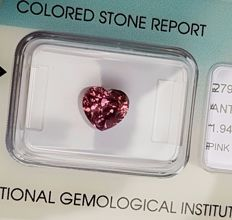 Pink Sapphire - 1.94 ct