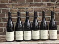 2006 Chateauneuf du Pape Cuvee Tradition Domaine Guiraud x 6 bottles